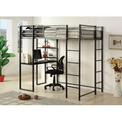 Roc Loft Bed Size: Twin