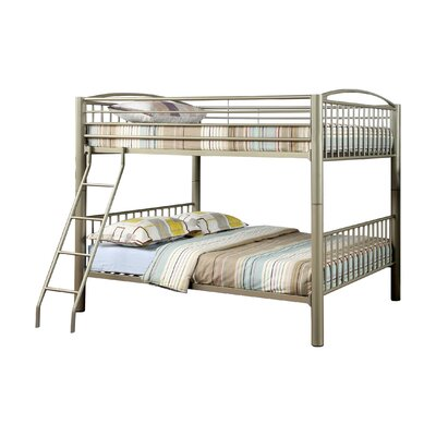 Kostemia Full over Full Bunk Bed