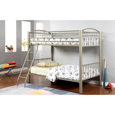 Kostemia Twin Bunk Bed