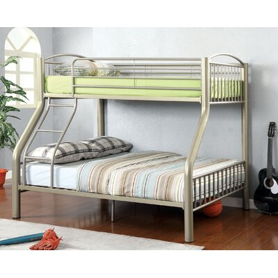 Kostemia Twin over Full Bunk Bed