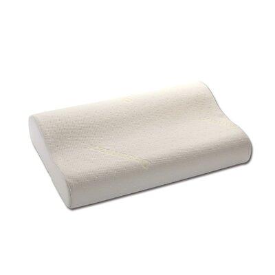 Lotus Curved Memory Foam Pillow