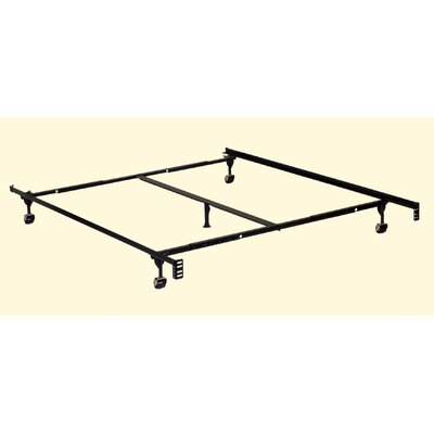 Bed Frame Size: Full / Queen