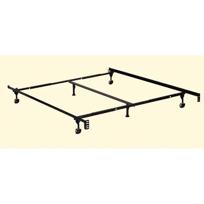 Bed Frame Size: Queen / King