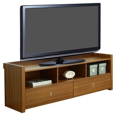 Hull TV Stand Finish: Light Walnut