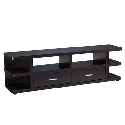 Guilver TV Stand Finish: Cappuccino