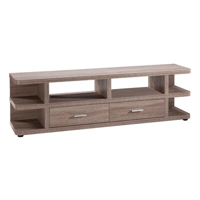 Guilver TV Stand Finish: Weathered Wood