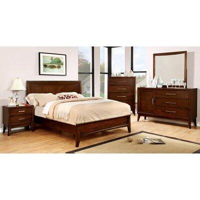 Dionn Platform Configurable Bedroom Set