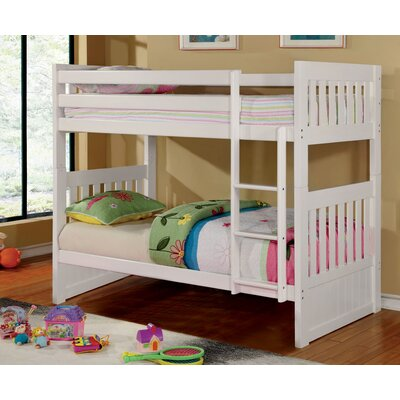 Caitlyn Twin Futon Bunk Bed