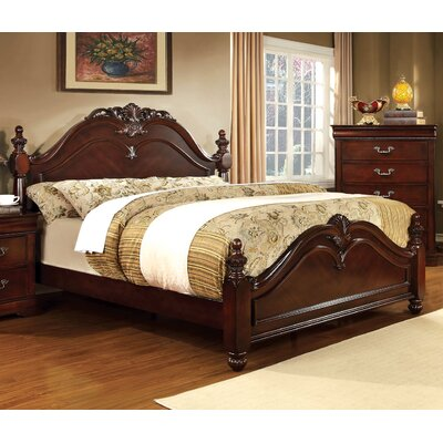 Cherisse Panel Bed Size: Eastern King
