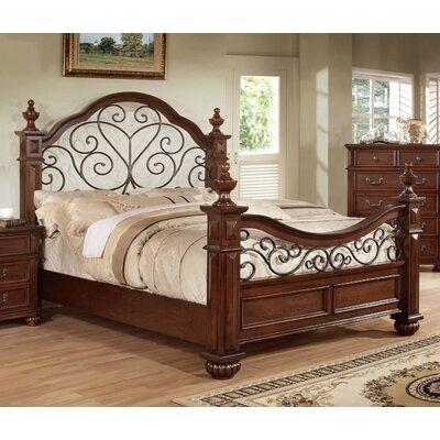 Hokku Designs Lorrenzia Panel Customizable Bedroom Set (2 Pieces) - Size: Queen