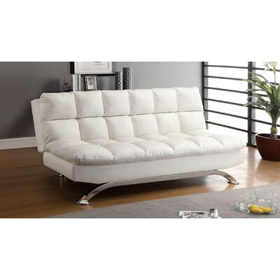 IDF-2906WH XHX2695 Hokku Designs Aristo Convertible Sofa