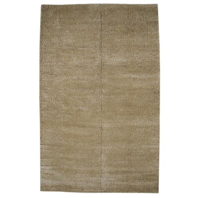 Beige / Brown Area Rug Rug Size: 8 x 10