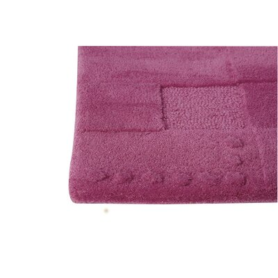 Hayden Fuchsia Area Rug Rug Size: Rectangle 83 x 116