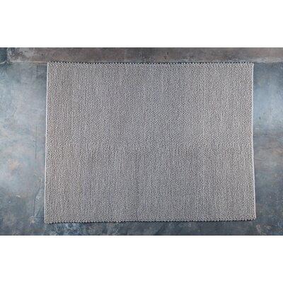 Jammu Grey Area Rug Rug Size: 46 x 66