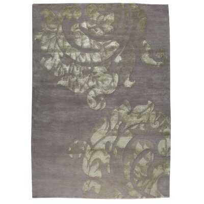 Andaluca Silver Area Rug Rug Size: 56 x 710