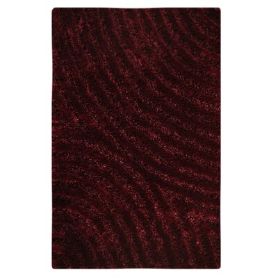 Camilla  Mauve Area Rug Rug Size: Rectangle 710 x 910