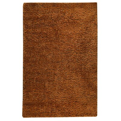Beverly Orange Area Rug Rug Size: 5 x 8