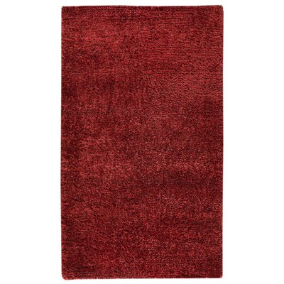 Beverly Red Area Rug Rug Size: 8 x 10