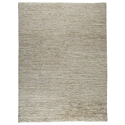Husk White Area Rug Rug Size: 83 x 116