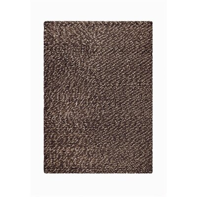 Laurice Chocolate Area Rug Rug Size: 5 x 8