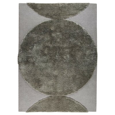Onord Silver Area Rug Rug Size: 56 x 710
