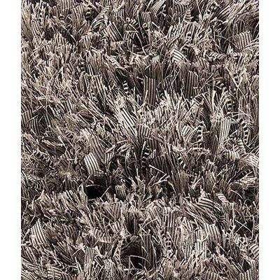 Cabra Light Grey Area Rug Rug Size: 52 x 76