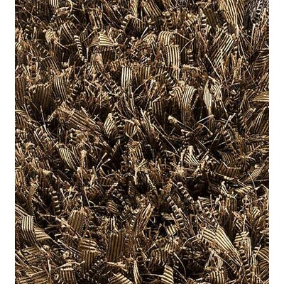 Orange Sardinia Olive Area Rug Rug Size: 710 x 910
