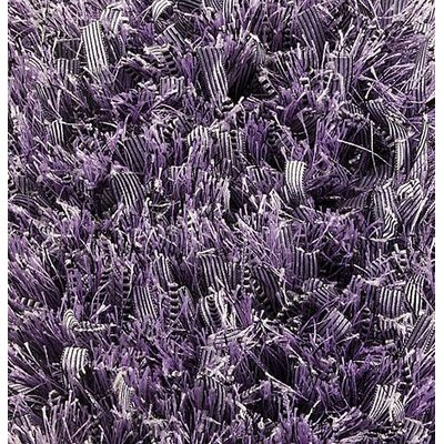 Cabra Violet Area Rug Rug Size: 710 x 910