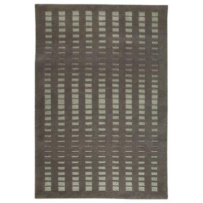 Skyline Grey Area Rug Rug Size: 83 x 116