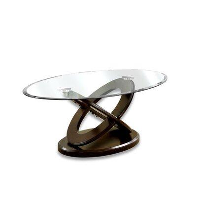 Mavek Oval Coffee Table