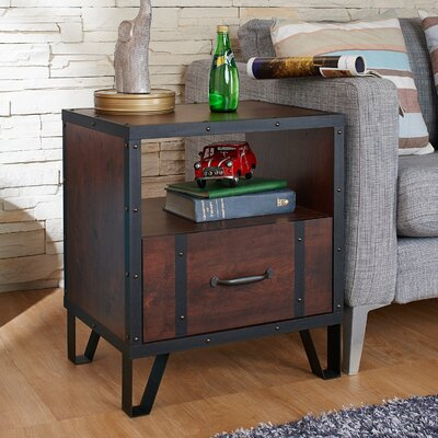 Edela End Table