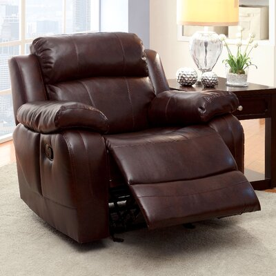 Walfred Manual Glider Recliner