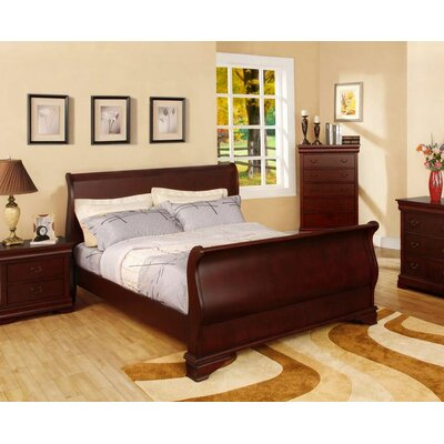 Dillonvale Sleigh Bed