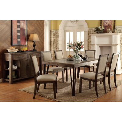 Suttons 7 Piece Dining Set