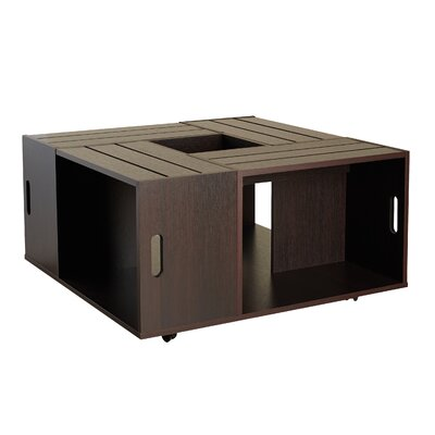 Corsica Coffee Table Finish: Espresso