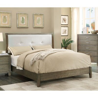 Nina Panel Customizable Bedroom Set