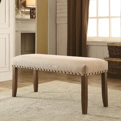 Franny Upholstered Kitchen Bench