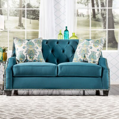 Hokku Designs KUI7247 26042297 Riella Loveseat