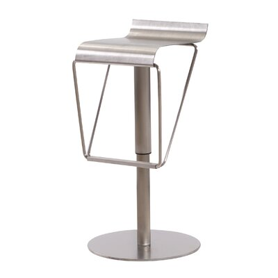 Dupont Adjustable Height Swivel Bar Stool