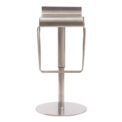 Brenton Adjustable Height Swivel Bar Stool