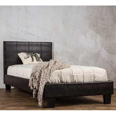 Morgana Upholstered Panel Bed
