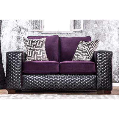 KUI7420 26963240 KUI7420 Hokku Designs Calista Love Seat