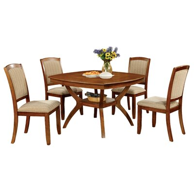 Morgan 5 Piece Dining Set