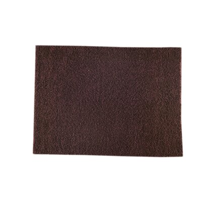 Shanghai Mix Brown Contemporary Rug Rug Size: Rectangle 56 x 710