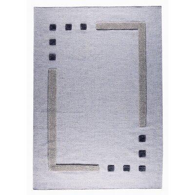 Caracas Grey Area Rug Rug Size: 56 x 710