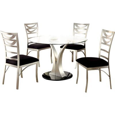 Langford II 5 Piece Dining Set