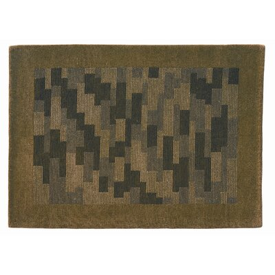Nule Green Area Rug Rug Size: 56 x 710