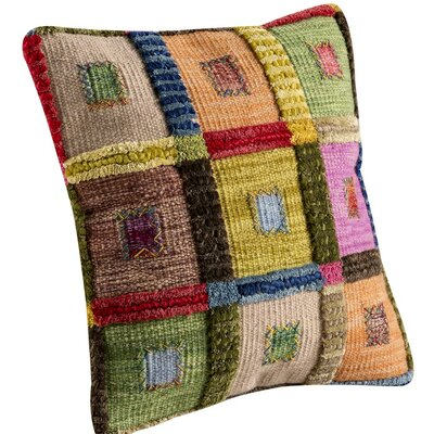 Big Box Throw Pillow Size: 24