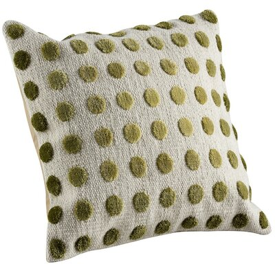 Pasquale Throw Pillow Size: 18 H x 18 W