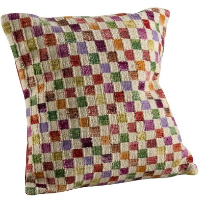 Small Box Throw Pillow Size: 18 H x 18 W